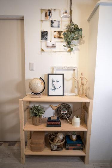 【インテリアコーディネート】イケアikeaアイテムでウォールデコレーション!壁にアートや写真、雑貨を飾る
