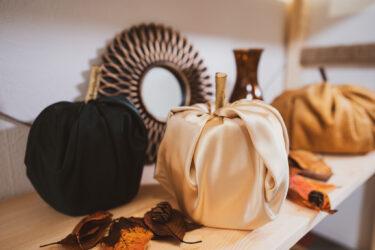 ハロウィンの飾り付け、かぼちゃを簡単に手作りする方法!インテリアデコレーションアイデア・100均DIYおしゃれ雑貨